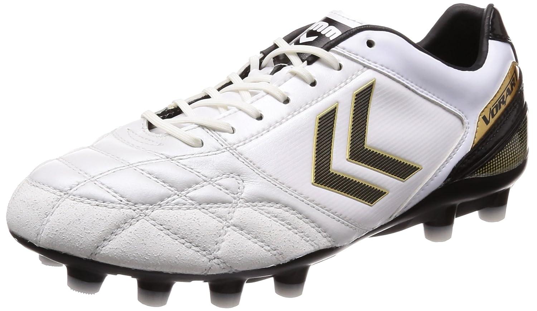 [ヒュンメル] サッカースパイク ヴォラートKS SW メンズ B073FN2GXS 24.5 cm|ホワイト/ブラック ホワイト/ブラック 24.5 cm