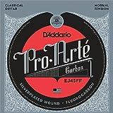 D'Addario EJ45FF ProArte Carbon Set per Chitarra Classica con Bassi Dynacore, Tensione Normale