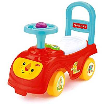 Fisher Price – Porteur My First Ride (Dolu 1801)