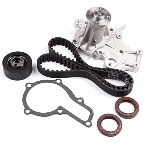 Amazon.com: ECCPP Timing Belt Water Pump Kit G16KC For 1989-1995 Suzuki Sidekick GEO Tracker 1.6L SOHC: Automotive