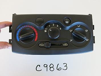 04 05 06 07 08 09 10 11 Aveo climático Panel de control temperatura unidad OEM c9863: Amazon.es: Coche y moto