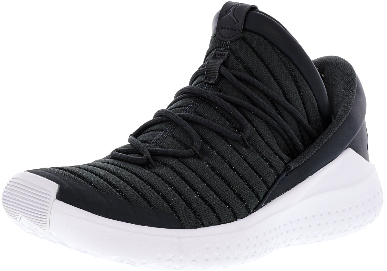 Nike Herren Jordan Flight Luxe Anthrazit Textil/Synthetik Sneaker  44.5 EU|Anthrazit (Anthracite/Black/White)