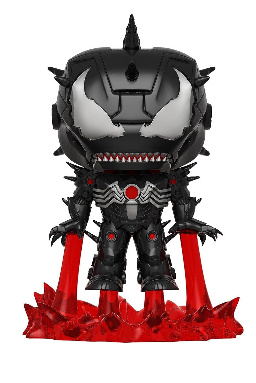 Funko Pop Marvel: Venom - Venom Iron Man Collectible Figure, Multicolor