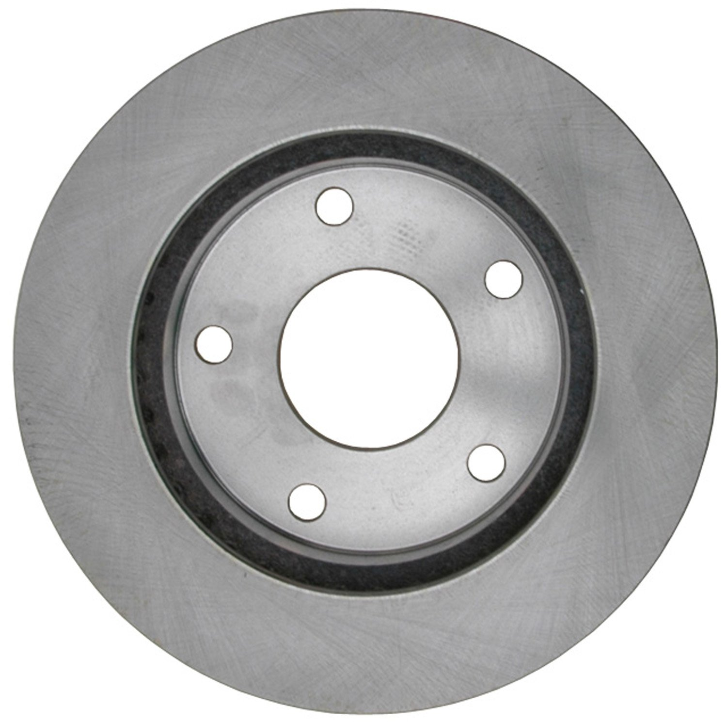 ACDelco 18A653A Advantage Non-Coated Front Disc Brake Rotor