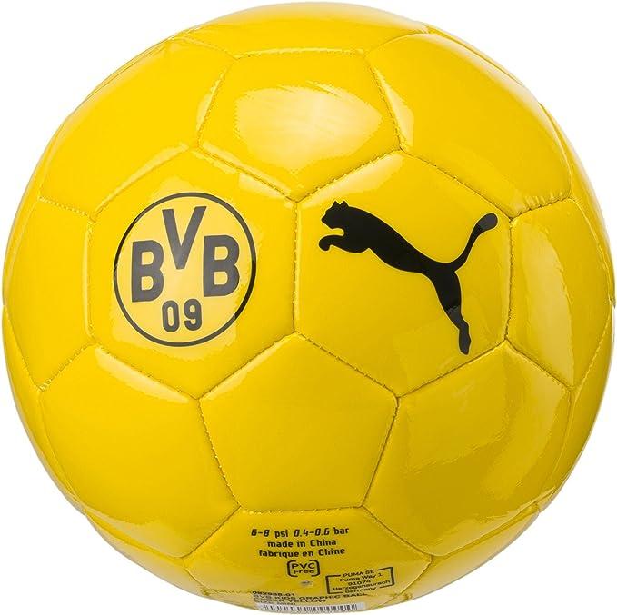 PUMA BVB Kids Graphic Balón de fútbol, Night Sky, Mini: Amazon.es ...