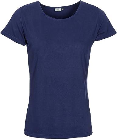 Himal - Camisa de yoga para mujer (fibra de bambú, algodón orgánico y fibras de bambú): Amazon.es: Ropa y accesorios