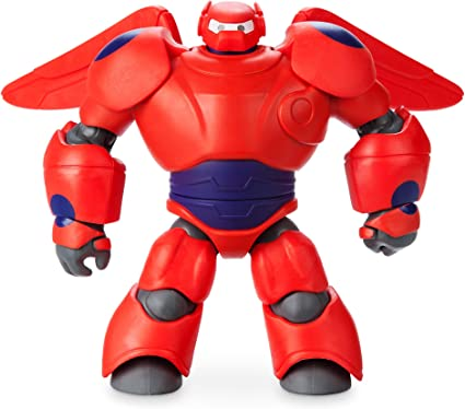 Amazon Com Disney Baymax Action Figure Big Hero 6 Toybox Toys Games