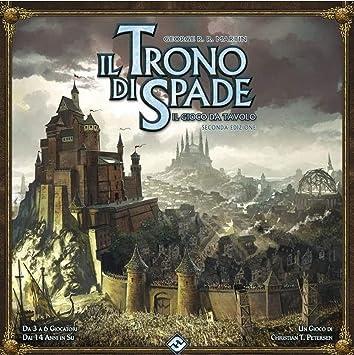 Asmodee – Juego de Tronos El Juego de Mesa 2nd Edition, 14 años +, 3 – 6 Jugadores, 9075: Amazon.es: Juguetes y juegos