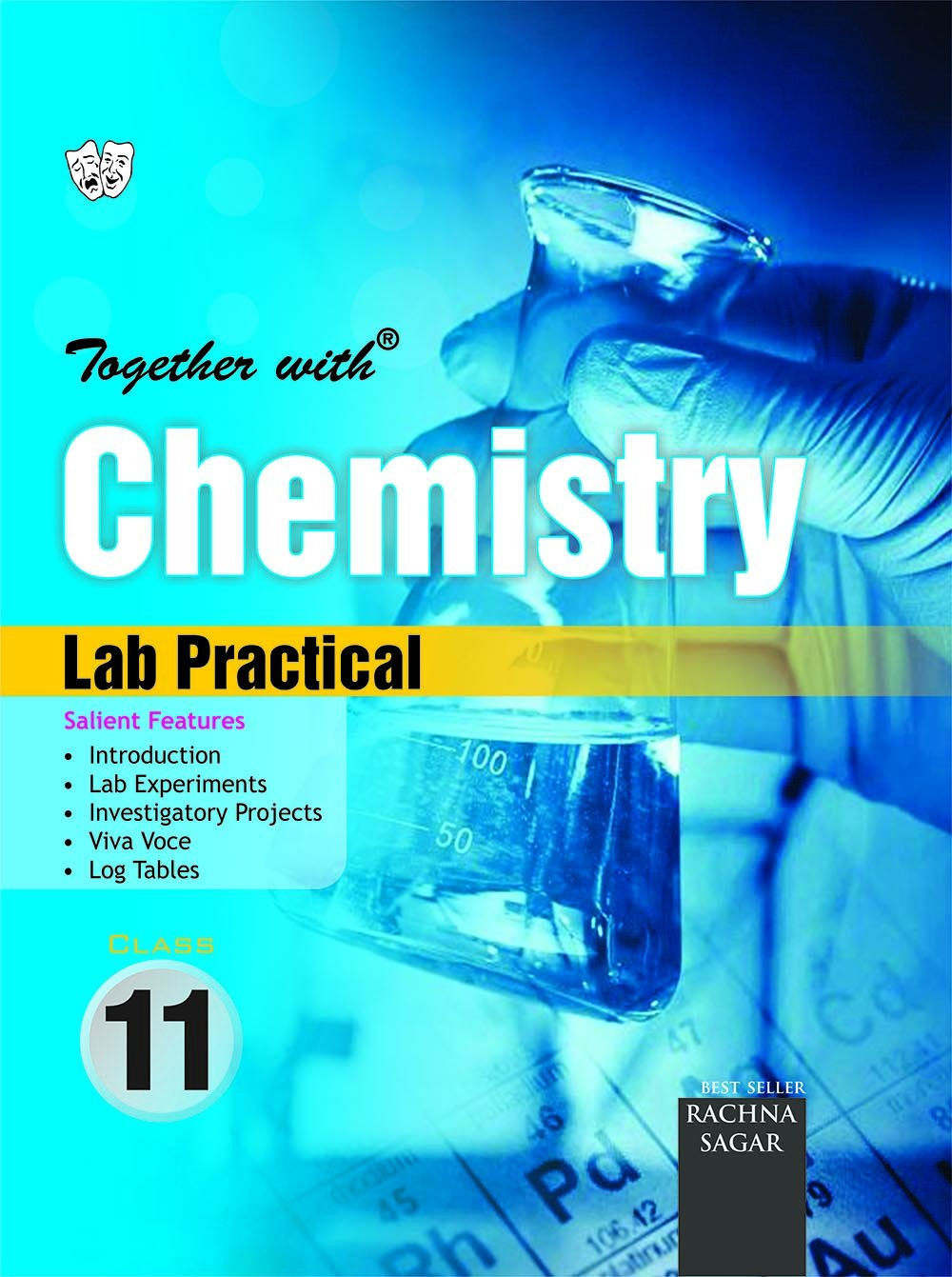 Together with CBSE Lab Practical Chemistry for Class 11 for