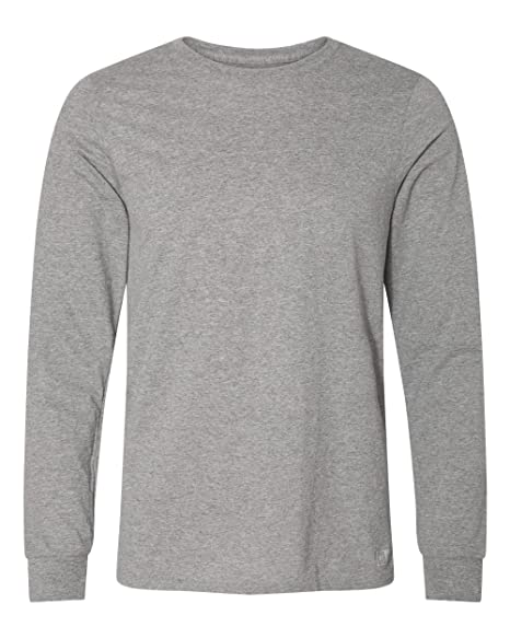 0b0399eba08 Amazon.com  Russell Athletic Men s Essential Long Sleeve Tee  Clothing