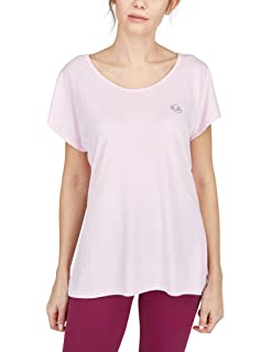 Ultrasport Camiseta de Yoga para Mujer Light Action ...