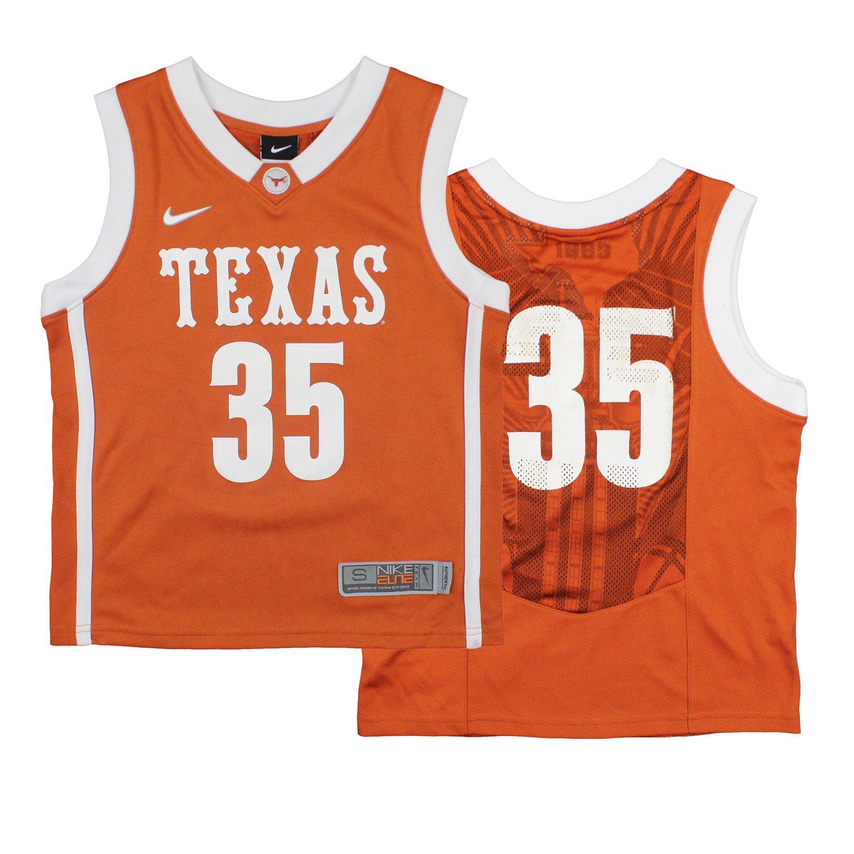 Amazon nike ncaa big boys youth texas longhorns 35 elite amazon nike ncaa big boys youth texas longhorns 35 elite basketball jersey sports outdoors sciox Images