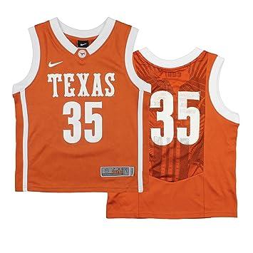 new styles a0f31 e6133 Amazon.com : Nike NCAA Big Boys Youth Texas Longhorns #35 ...