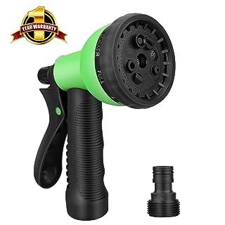 Garden Hose Nozzles /Hose nozzle, heavy duty Water hose nozzle, High Pressure Garden Sprayer,High Pressure Nozzle, Watering Lawn, Garden, Pets and Ideal Car Wash