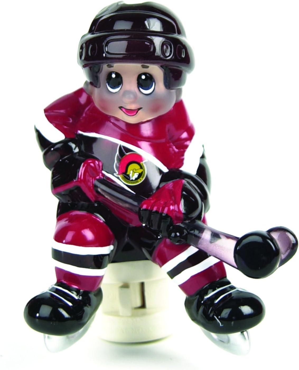 NHL Ottawa Senators Player Night Light