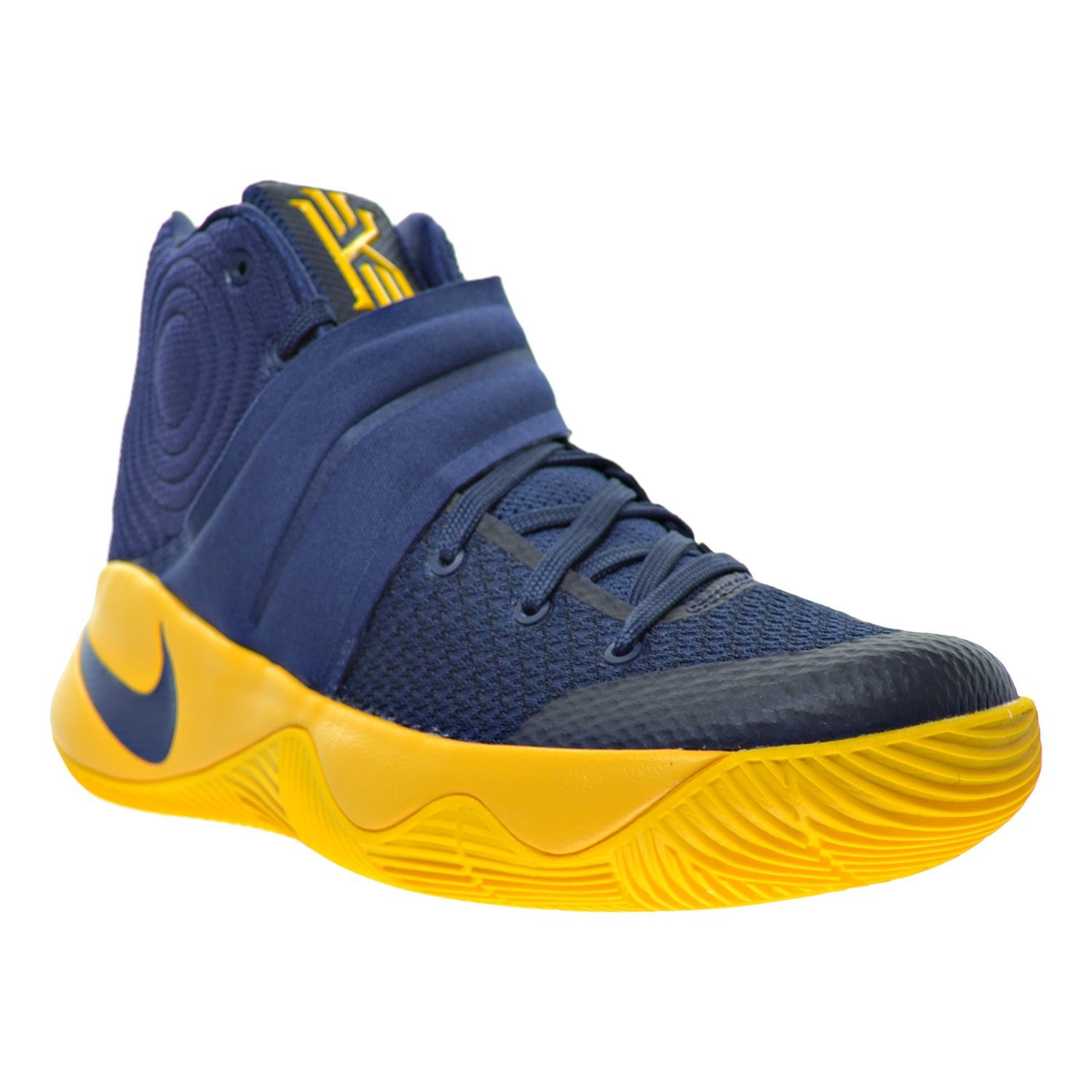 release date 7bde7 f3b61 best price amazon nike kyrie 2 mens shoes midnight navy university gold  university red 819583 447