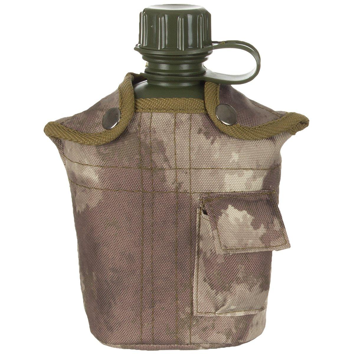USプラスチックボトル、1 L、ナイロンカバー異なる色  HDT Camo AU B00B0U98DY