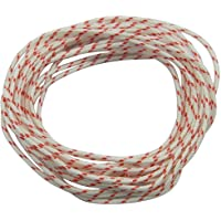 HIPA 4.5mm Recoil Starter Rope/Pull Cord for STIHL Husqvarna Poulan Chainsaw/String Trimmer/