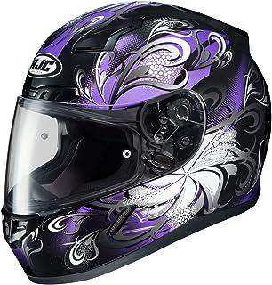 HJC Cosmos Womens CL-17 Street Bike Motorcycle Helmet - MC-11 / Small
