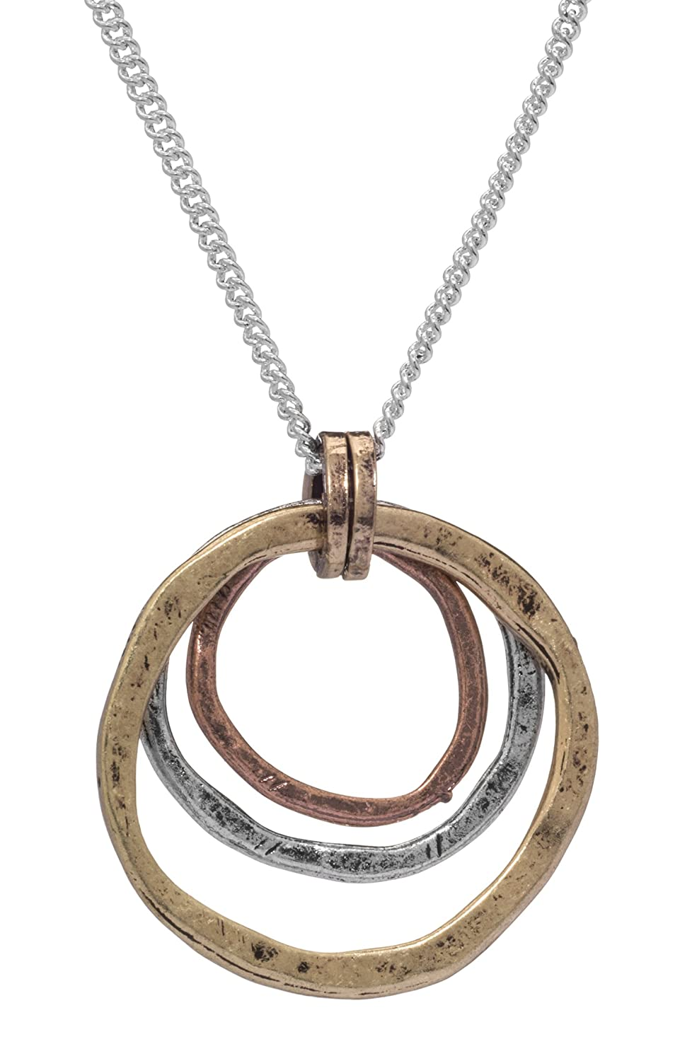 previous gold necklace circle diamonds triple ladies next pendant white