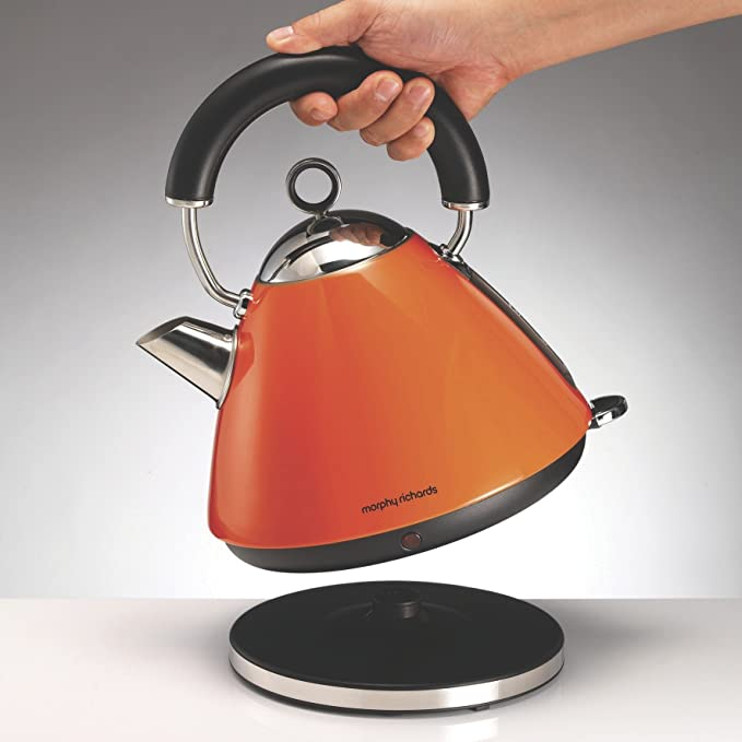 43828 1.5L Accents Pyramid Kettle in