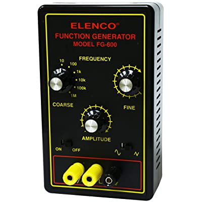 Elenco FG600K Surface Mount Generator Kit: Toys & Games