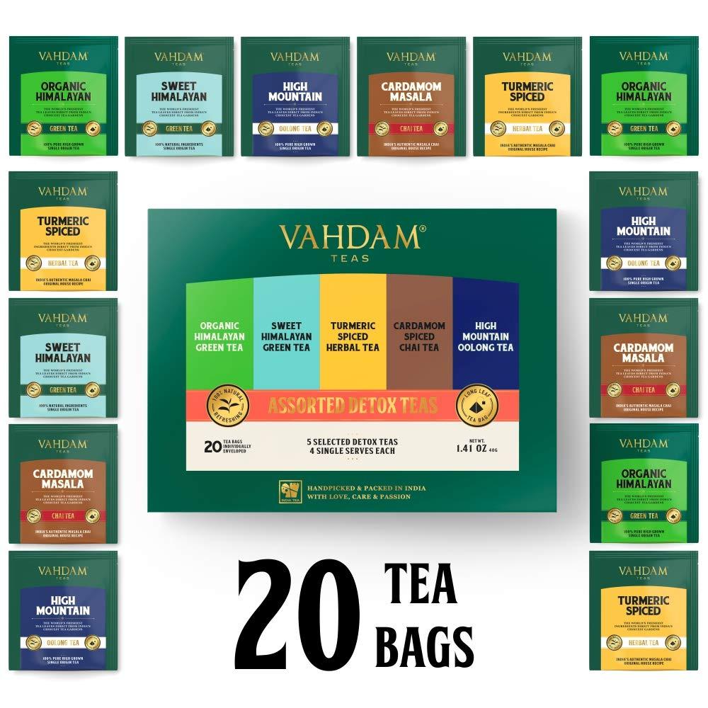 50 Tassen HERBST SP/ÜLEN VAHDAM | EXOTISCHER Darjeeling Tee Loose Leaf Herbstlicher Ruby Darjeeling Tee 100gr 100/% REINER UNVERGLEICHTER Schwarzer Tee