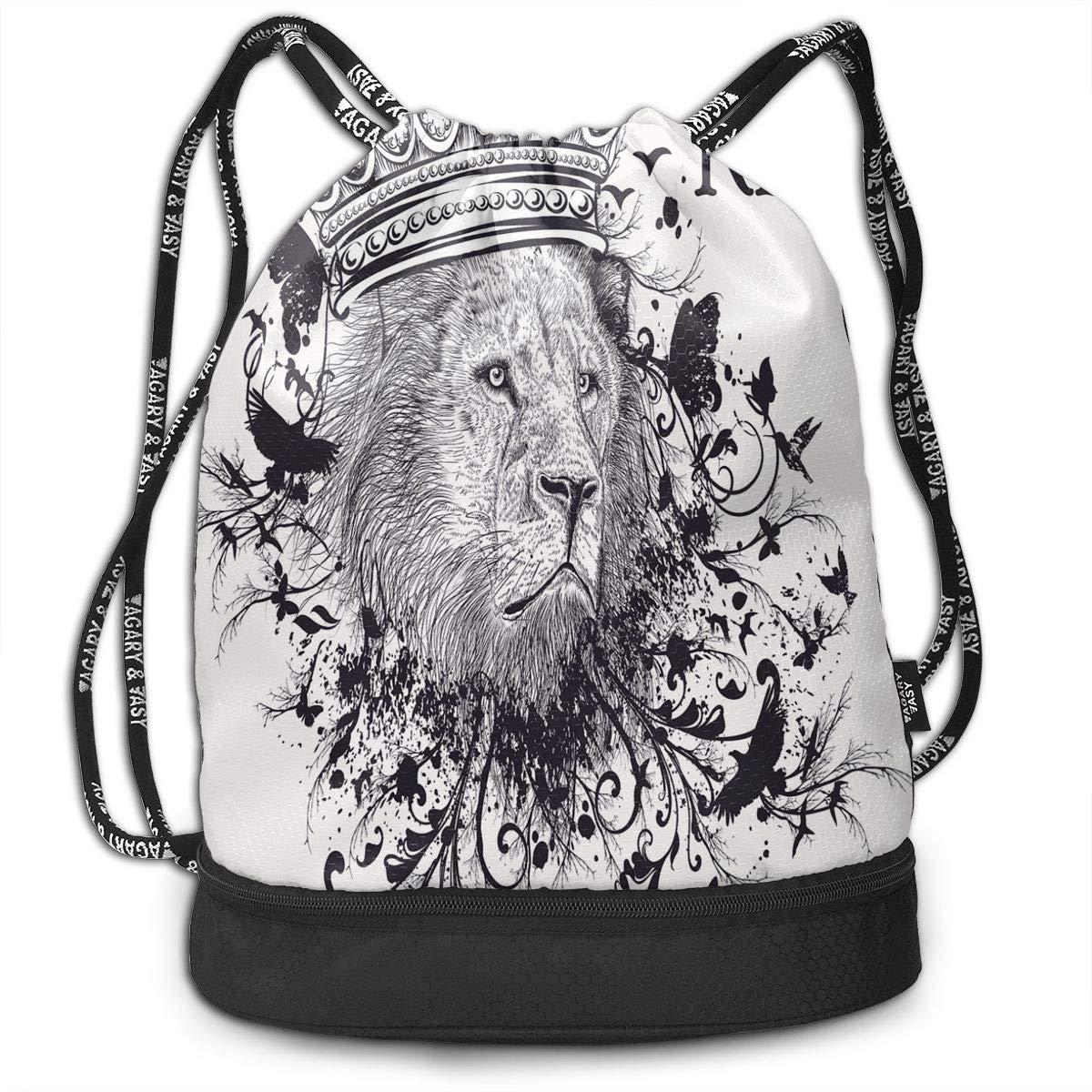 Reign Drawstring Bag