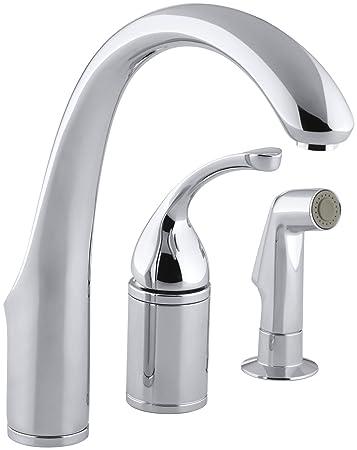Kohler K 10430 Cp Forte Single Control Remote Valve Kitchen Sink