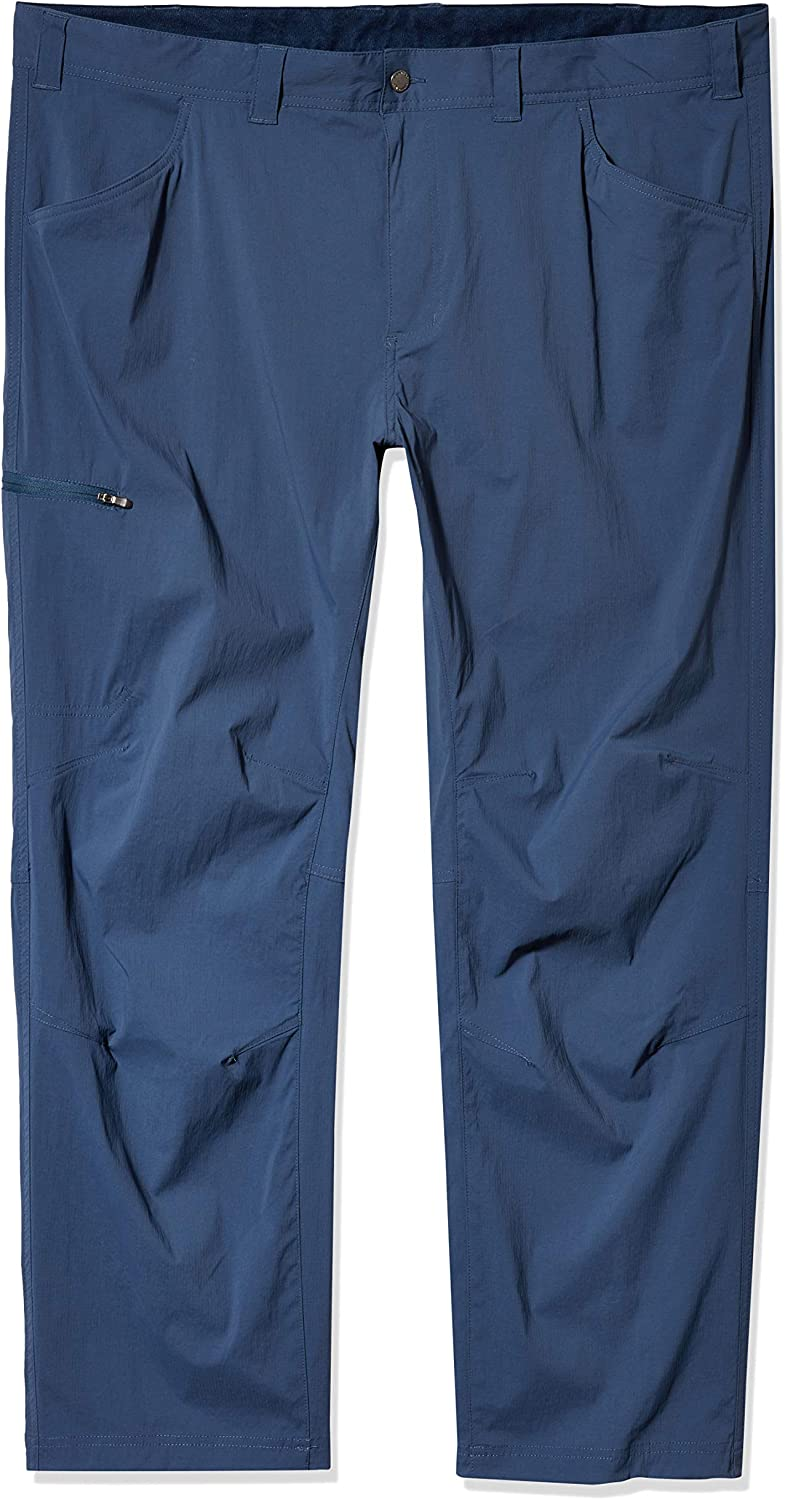 Columbia Mens Extended Silver Ridge Ii Stretch Pant