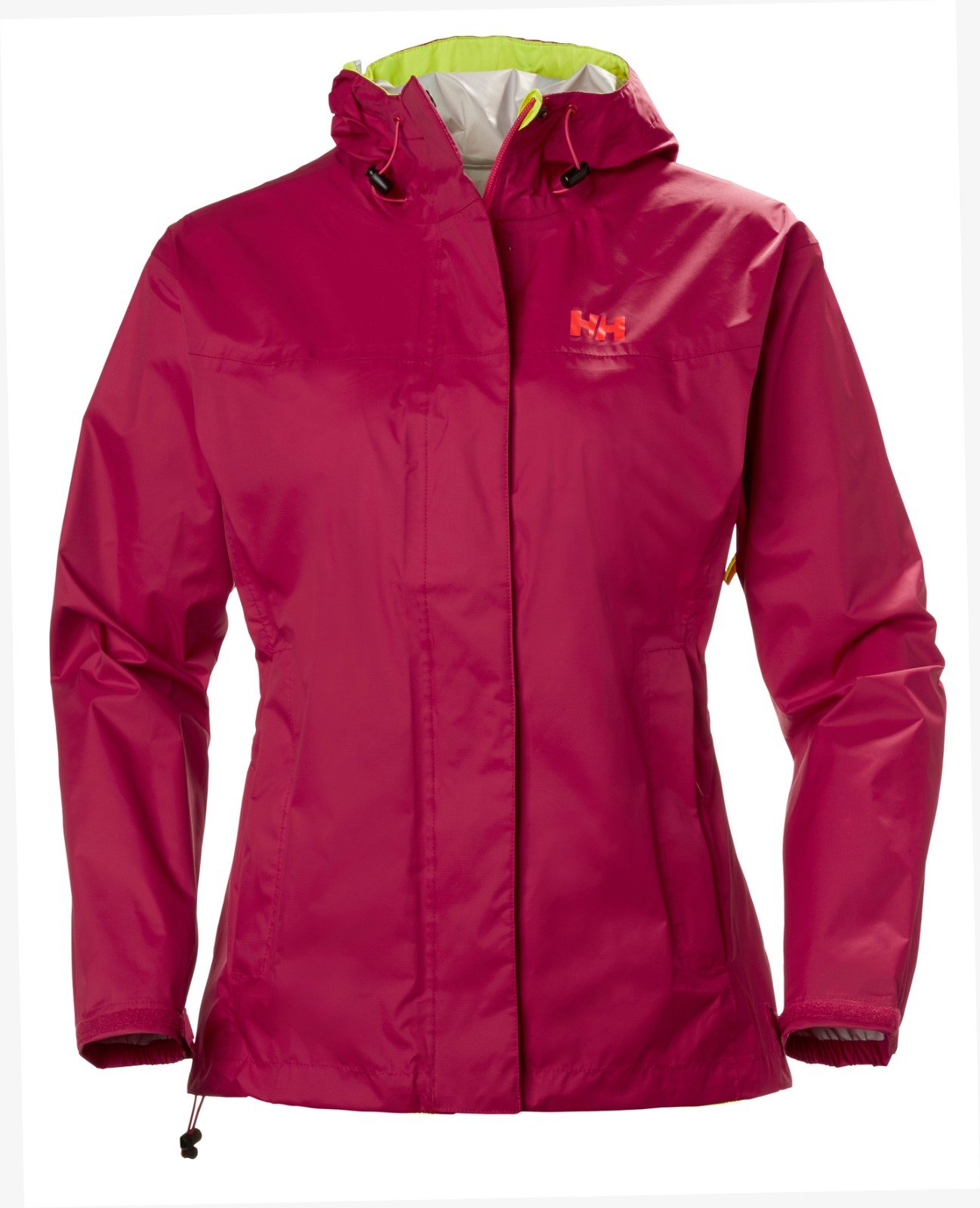 Helly Hansen Women's loke W Jacket, Persian Red, 4XL