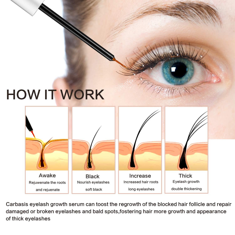Amazon Eyelash Growth Serum For Eye Lash And Brow Non