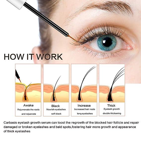 Eyelash Growth Serum Eyelash Conditioner Eyelash Enhancer Treatment