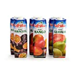 Cofrutos Nectares Tropicales - Paquete de 6 x 1000 ml - Total: 6000 ml