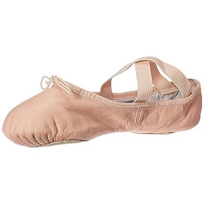 Bloch Prolite II Leather, Pink, 7.5 C US | Ballet & Dance