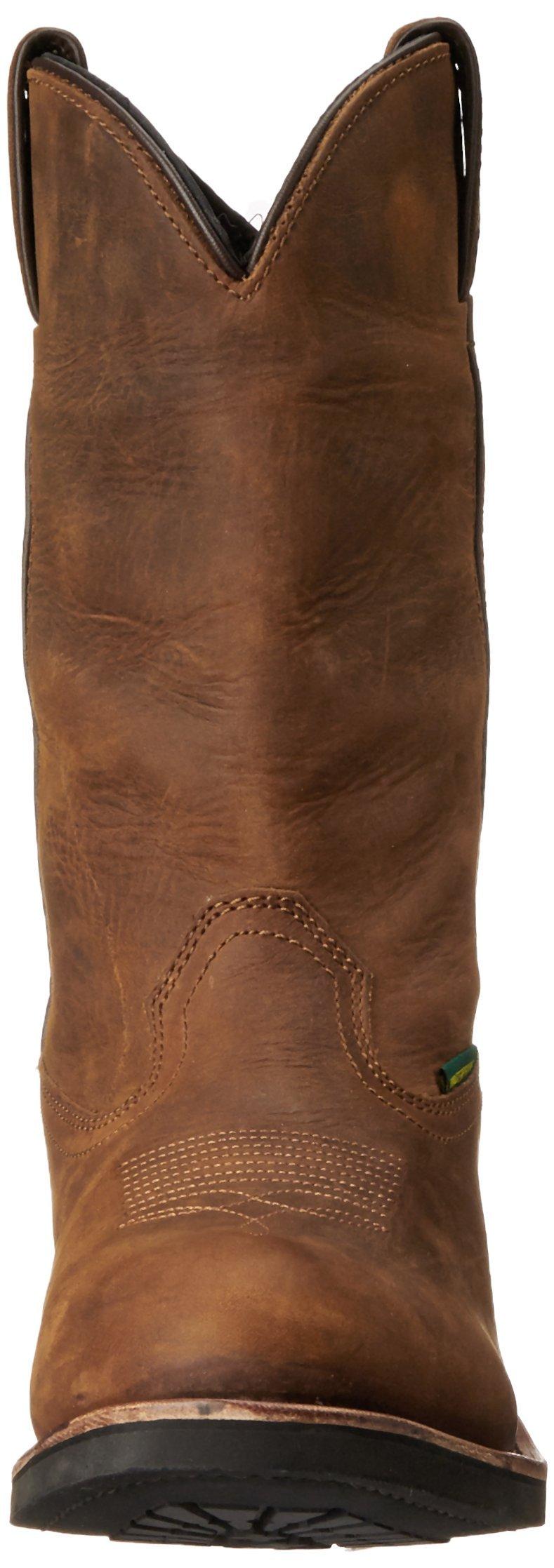 Dan Post Men's Albuquerque Waterproof Boot,Mid Brown Oily,11  EW US by Dan Post Boot Company (Image #4)