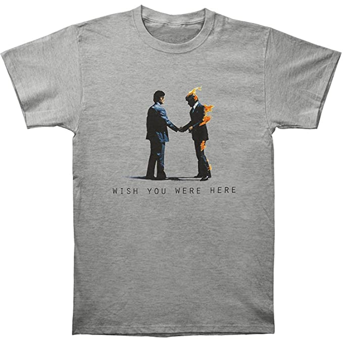 Amazon.com: win-tshirts playera para hombre de Wish You Were ...