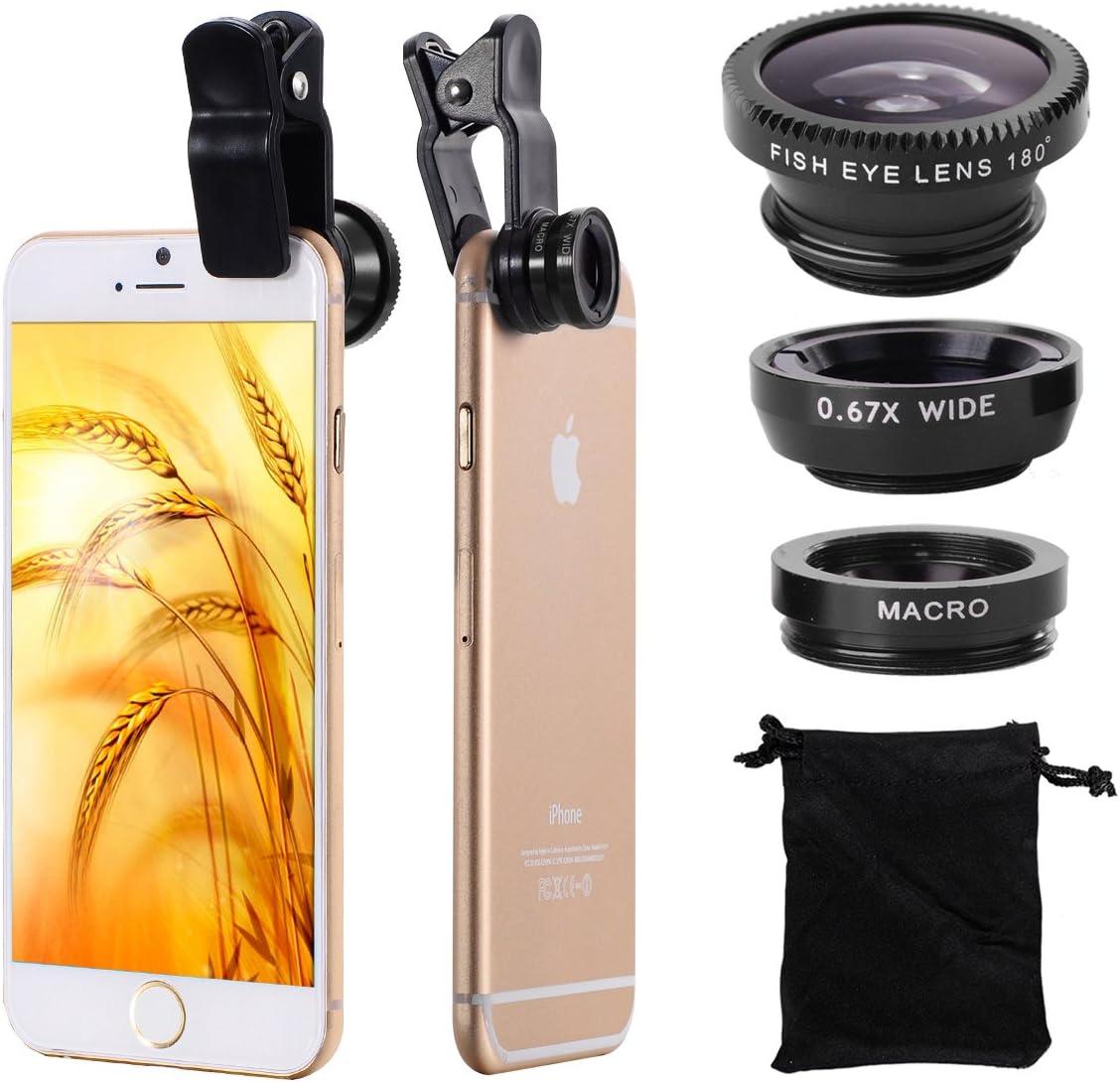 Xcsource DC264B - Kit de lentes para smartphones: Amazon.es ...