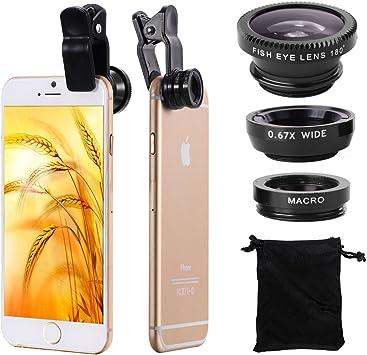 Xcsource DC264B - Kit de lentes para smartphones: Amazon.es: Electrónica