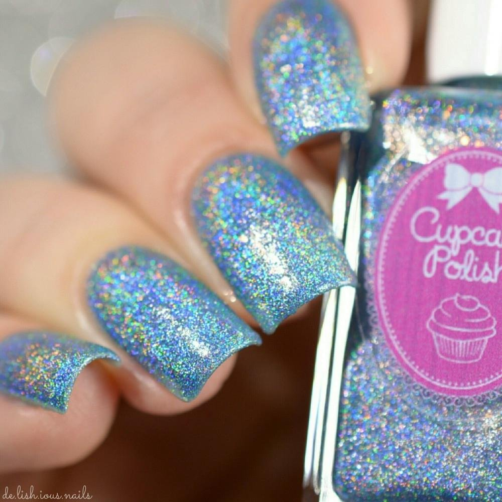 All Washed Up - holographic nail polish by Cupcake Polish