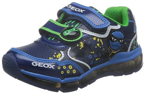 Geox J Android Boy C, Zapatillas para Niños: Amazon.es: Zapatos y complementos