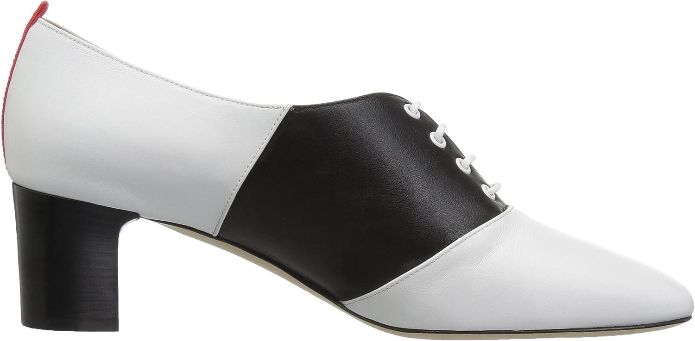 SJP by Sarah Jessica Parker Damen Olivia Oxfords Mehrfarbig Black White 100 aCchS