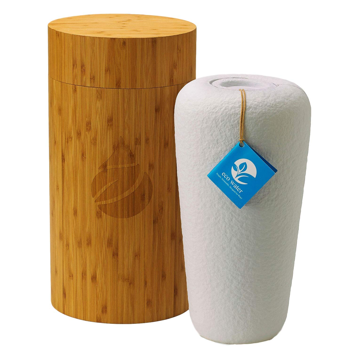 Eco Water Urn: Biodegradable Urn for Water Burial, Burial at Sea by Element Urns