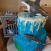 Amazon Com Shark Attack Figure Playset By Animal Planet