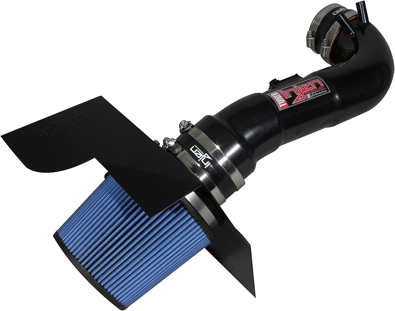 Injen SP2096BLK Black Finish Tuned Air Intake System