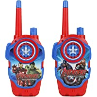 Walkie Talkie Set for Kids with Extendable Antenna for Extra Range (150 feet) (Avengers)