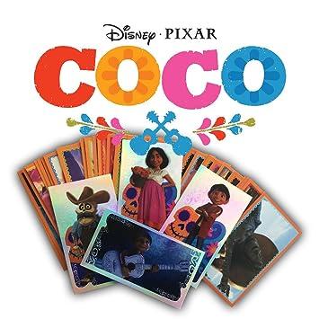 Panini - Coco Sticker - 50 coleccionar cromos variadas - No ...