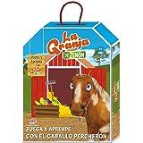 La Granja de Zenón - Peluche Musical Vaca Lola (Bandai