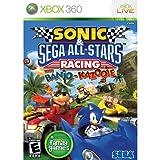 Jogo X360 Sonic & Sega All-Stars Racing