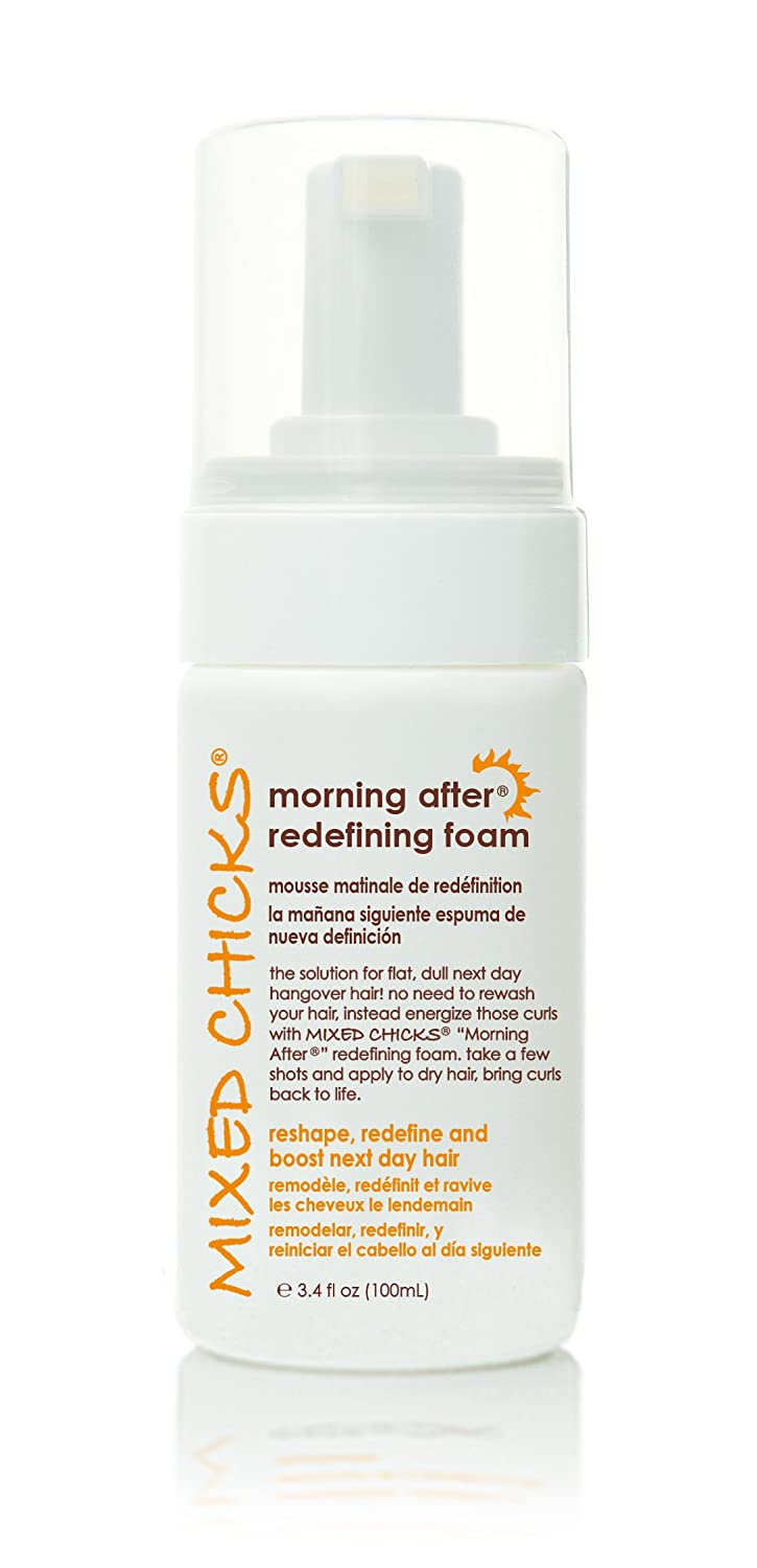 Mixed Chicks MORNING AFTER REDEFINING FOAM. (3.4OZ / 100ML) MXMORNINGAFTERFOAM100